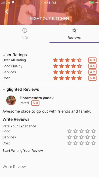 Best Indian Restaurants screenshot-5