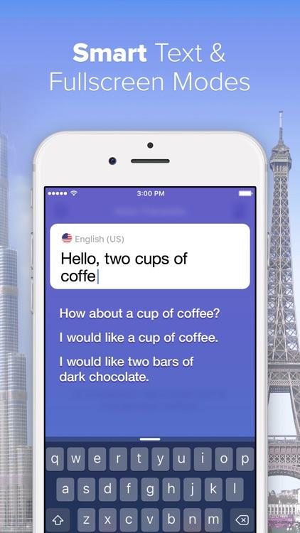 Voice Translator with Offline Dictionary Pro screenshot-4