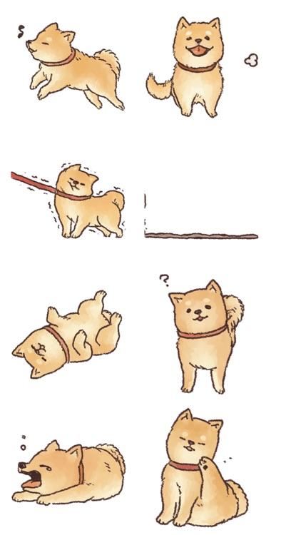 Animated Puppy Stickers! screenshot-3