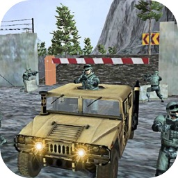 Army Mission Truck 3D