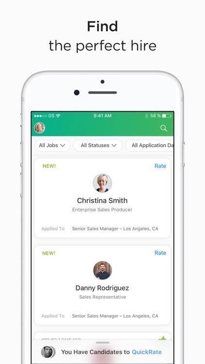 ZipRecruiter Employer screenshot-3