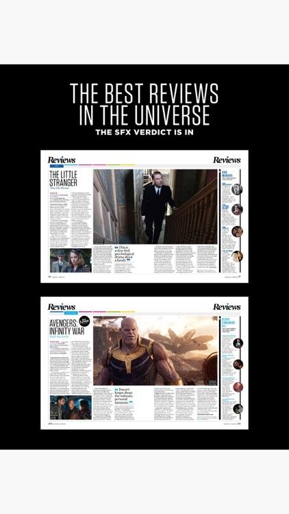 SFX magazine screenshot-6