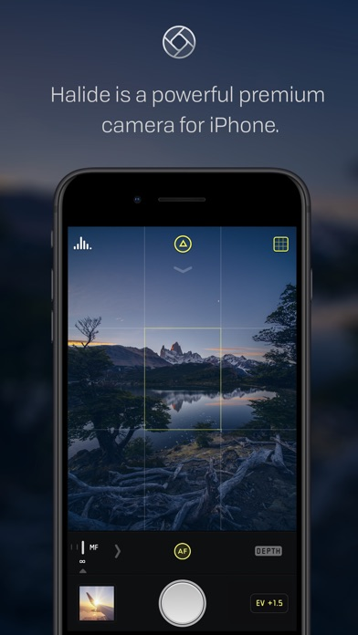 Price Drop: Halide Camera  (Photography)