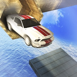 Impossible Car Driving Test