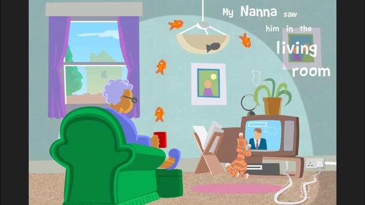 Fish chase interactive storybook screenshot-3