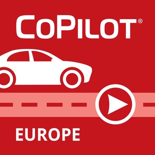 CoPilot Europe - Offline Sat-Nav, Traffic and Maps