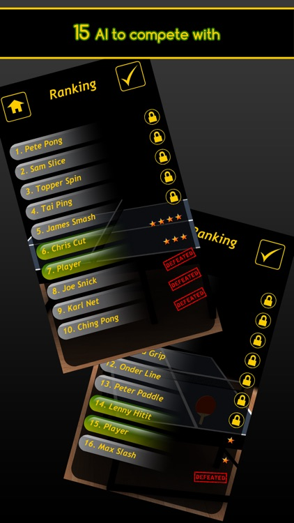 iPingpong 3D screenshot-3