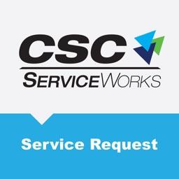 CSC ServiceWorks Service App