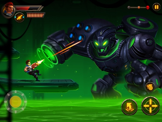 Metal Squad: Shooting Game screenshot 15