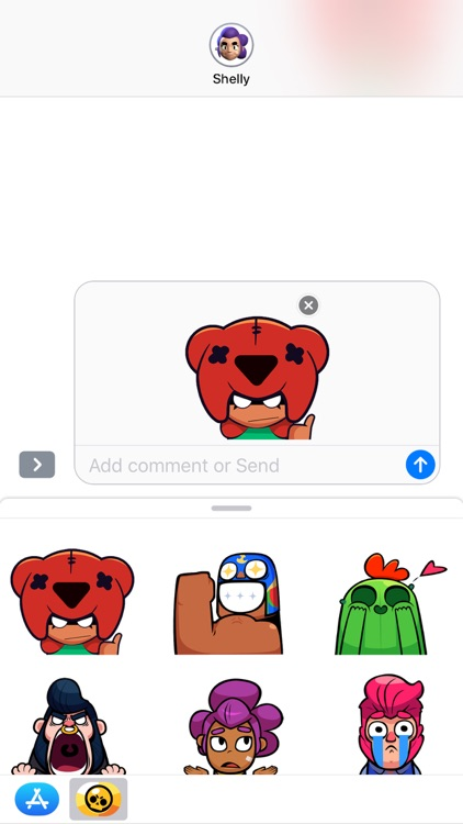 Brawl Stars Animated Emojis By Supercell