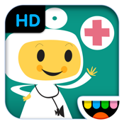 Toca Doctor Hd app review