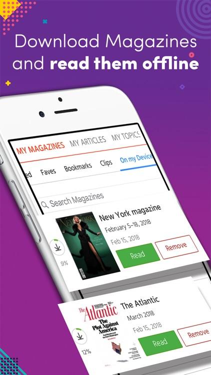 Magzter - 10,000+ Magazines screenshot-6