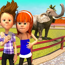 Activities of Wild Animal Virtual Zoo Park