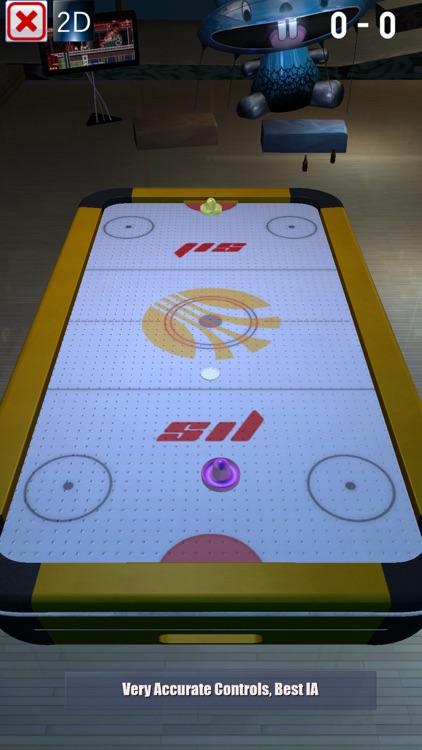 Real 3D Air Hockey Pro