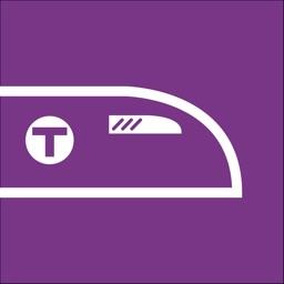 MBTA Commuter Rail App