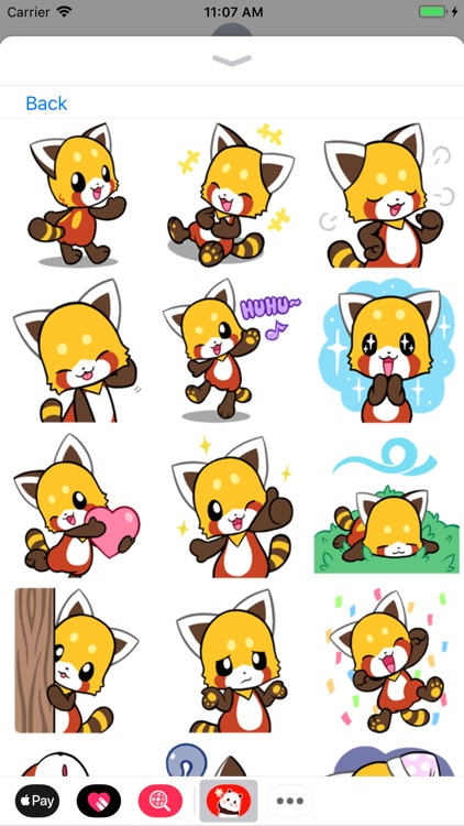 Panda Stickers Collection screenshot-3