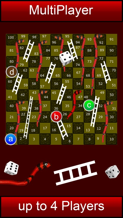 Snakes & Ladders Online Prime screenshot-3