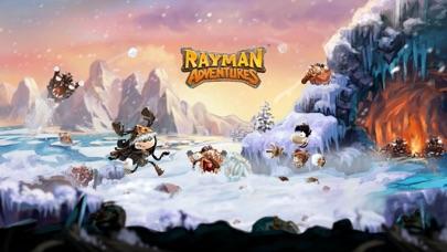 Rayman Adventures screenshot one