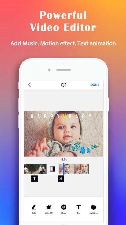 LiveCollage Pro-Photo Collage screenshot-4
