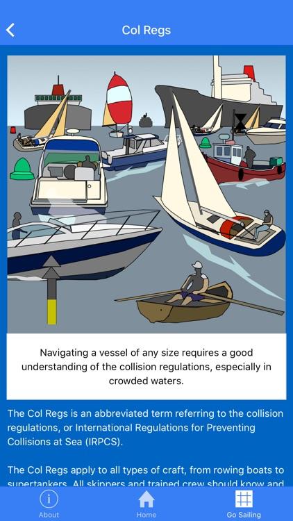 Go Sailing: learn to sail screenshot-3