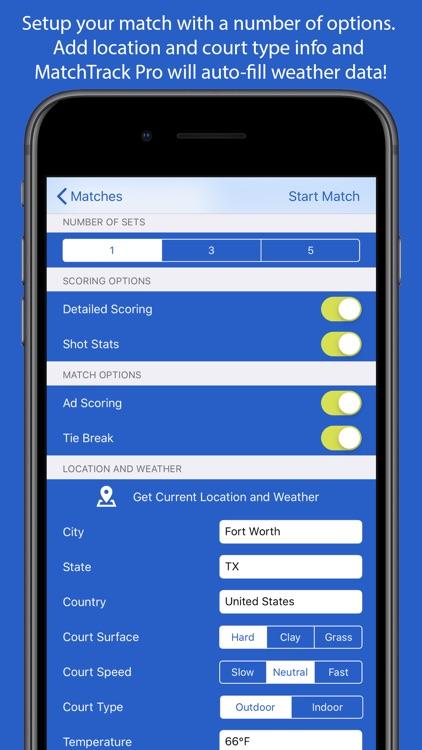MatchTrack screenshot-4