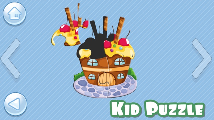 ABC Toddler Puzzle Fun for kid screenshot-4