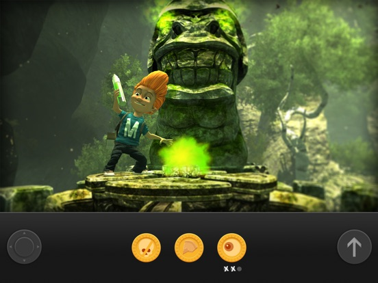 Max - The Curse of Brotherhood на iPad