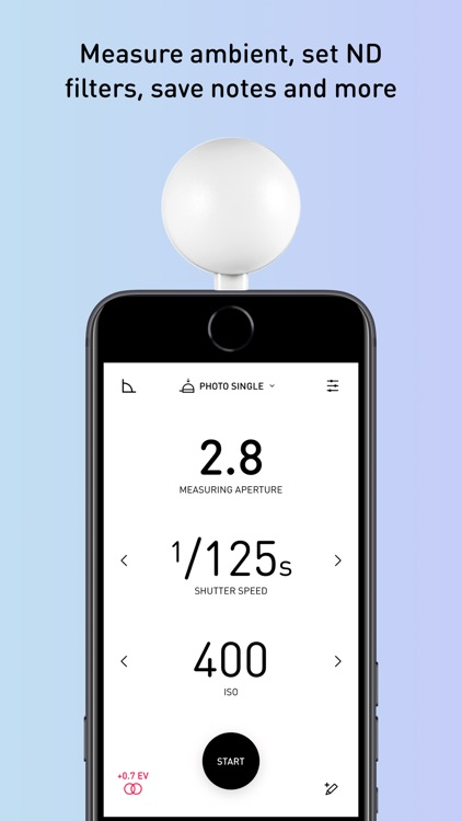 Lumu Light Meter screenshot-4