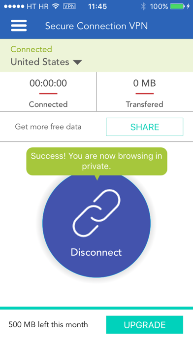 Secure Connection VPN   App Price Drops