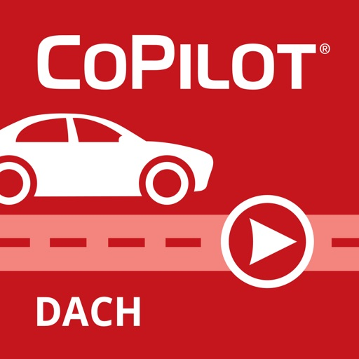 CoPilot DACH - GPS Navigation & Offline Maps