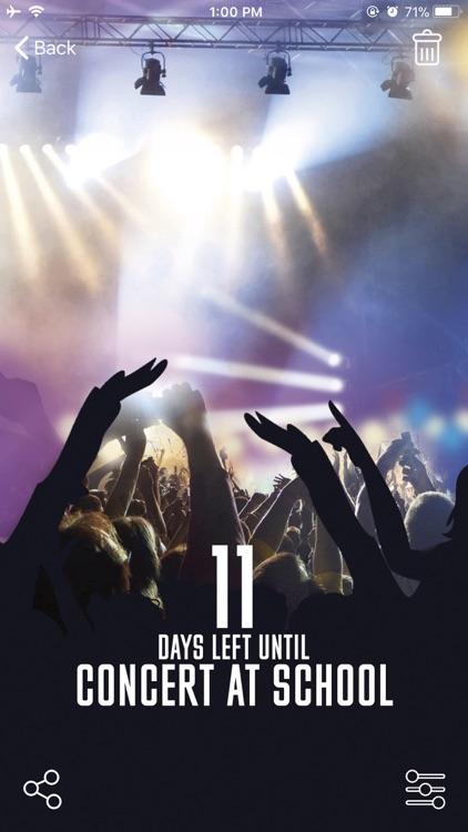 Event Countdown - Reminder App screenshot-3