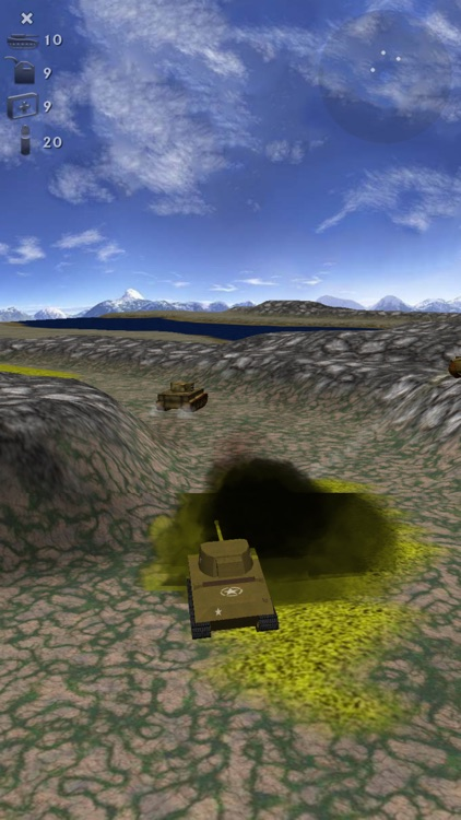 Tank Ace Reloaded Lite screenshot-2