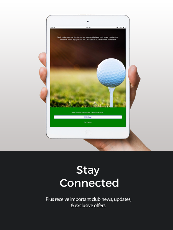 Auburn Valley Golf Club screenshot 8