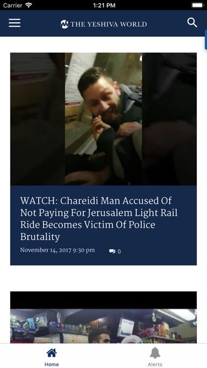 The Yeshiva World News