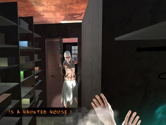 Скачать История дома ужасов бабушка