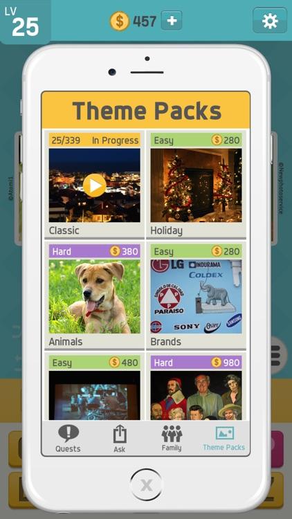 Pictoword: Fun Word Pics Games screenshot-4