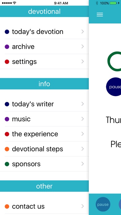 Screenshot for d365 Daily Devotionals in United States App Store