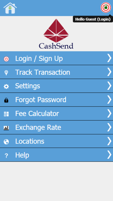 Cashsend Transfers | App Price Drops