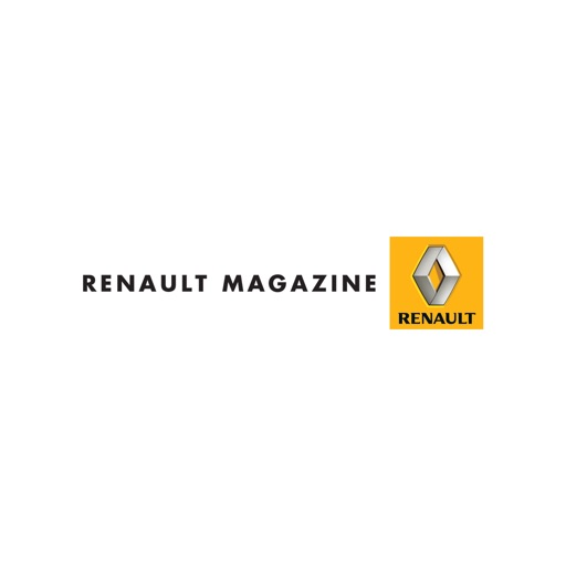 Renault Magazine icon