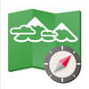 ヤマレコMAP - 登山・ハイキング用GP...