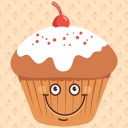 Muffin : Emoji & Stickers