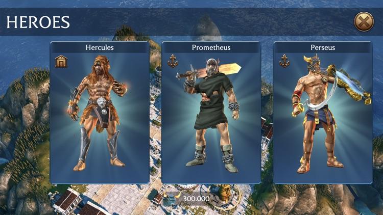 Olympus Rising screenshot-4