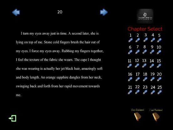 Texas Vampire Music screenshot 1