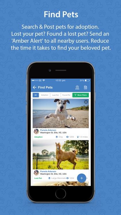 Pawpular - Pet Society & Care screenshot-3
