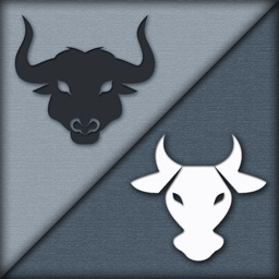 Black Bulls And White Cows