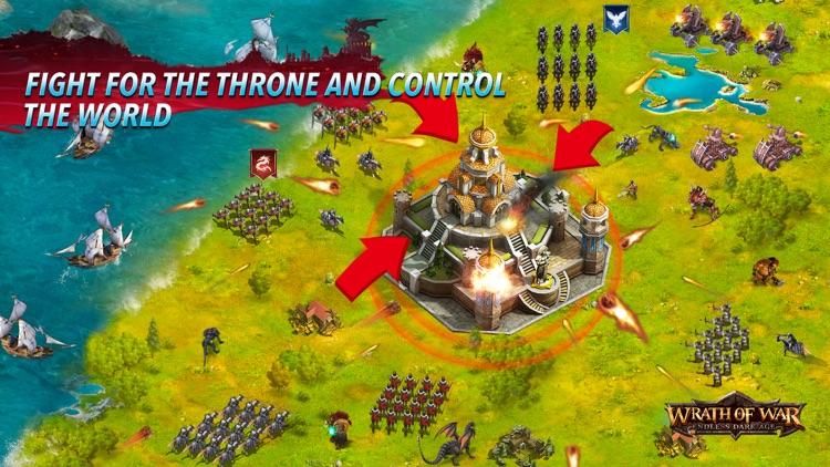 Wrath Of War: Endless Dark Age screenshot-3
