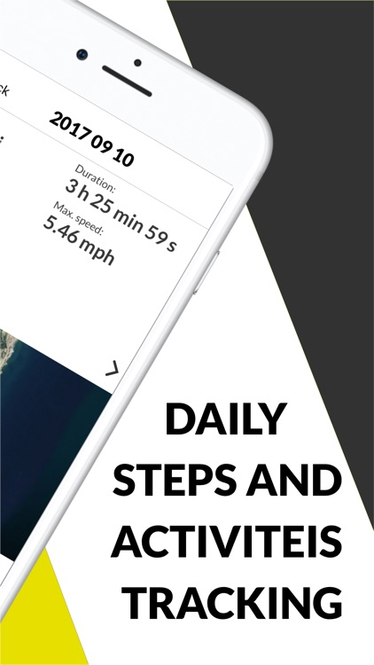 Fit Life Sports Tracker screenshot-1