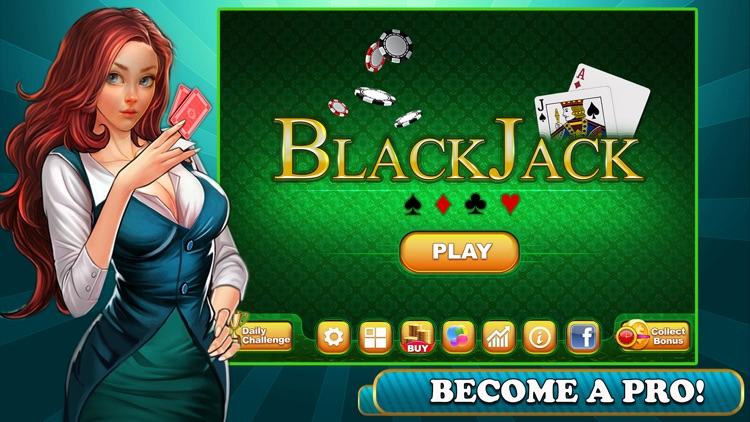 Casino Style Blackjack