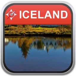 Offline Map Iceland: City Navigator Maps