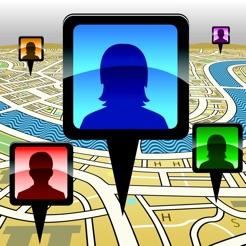 GPS-Telefon-Verfolger